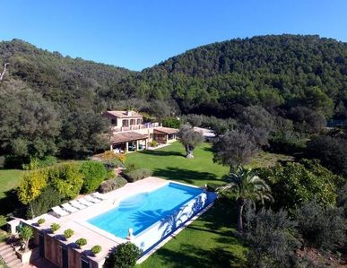 Photo for Holiday house Esporles for 5 - 12 persons with 6 bedrooms - Farmhouse