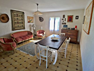Photo for Apartment in the open countryside of Monferrato with large terrace