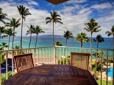 Photo for Awesome Oceanfront Location - 2bd/2ba - Starts @ $220.00/nt - Kamaole Nalu #502