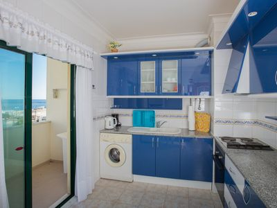 Photo for Sweet Home XVII- Rochamar 2ºA - 2 bedroom apartment with sea view and garage