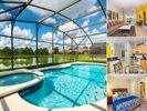 5BR House Vacation Rental in Clermont, Florida