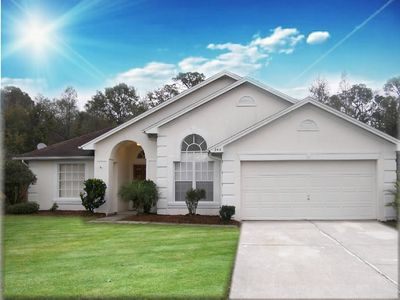 Photo for Breathtaking, Quiet, Private pool, Spacious, Elegant home ONLY MINUTES to DISNEY