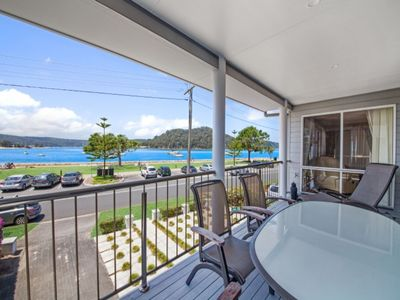 Photo for FAMILY BEACHHOUSE - WATERFRONT ETTALONG BEACH