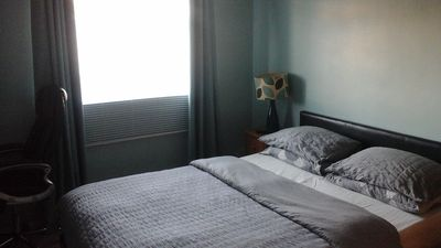 Photo for Double bedroom in two bedroom apartment