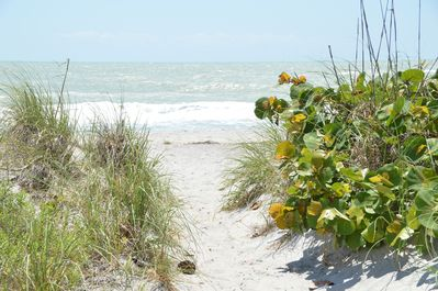 YOUR PRIVATE BEACH only 130 WALKING STEPS  THE KEY HAS 4 PUBLIC BEACHES TOO