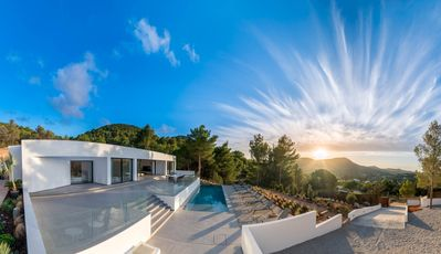 Photo for VILLA OMNIA IBIZA is a beautifully modern and stylish five bedroom VILLA