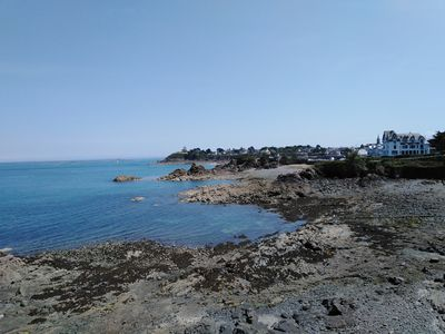 Photo for appart T 2 46 m2 nine sea view