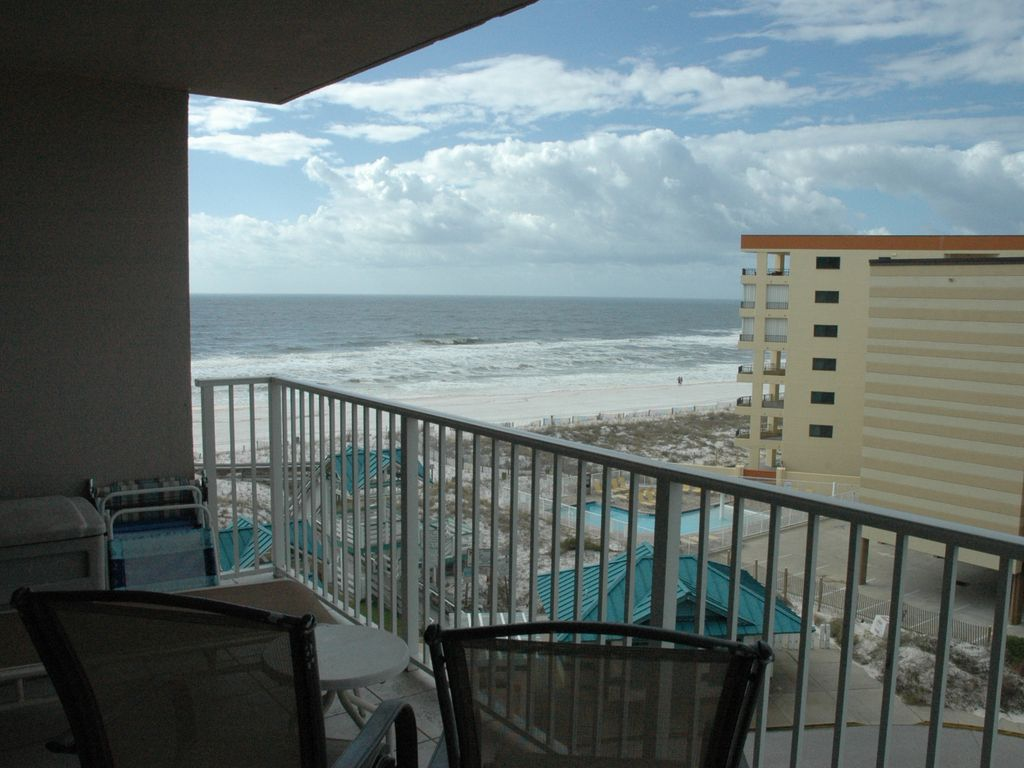 Gulf view beach front condo at ft walton beach destin - 1 bedroom condos in destin fl on the beach ...