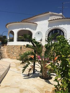 Photo for NICE VILLA IN EL CAMPELLO, pool, beach and sea