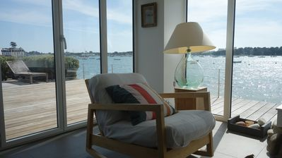 Photo for ILE TUDY HOUSE EXCEPTIONAL SITUATION THE WATERFRONT
