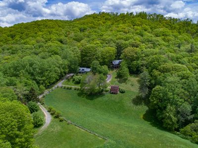 Photo for The Original Eagles Nest is a 2 home/20 acre inspired mountain retreat in Banner Elk, NC.