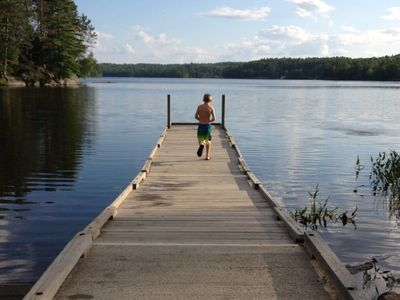 Photo for Summer Cottage on Clean Sheepscot Lake