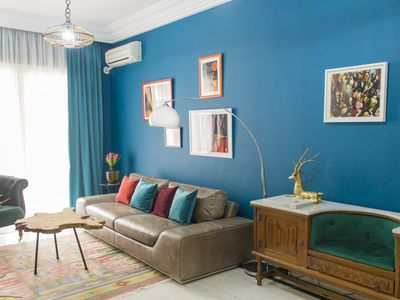 Photo for Two room apartment in the center of Tunis.