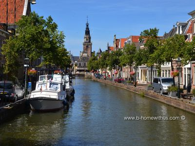 Photo for Alkmaar, new since nov 2017: comfortable apartment, nice and sunny terrace