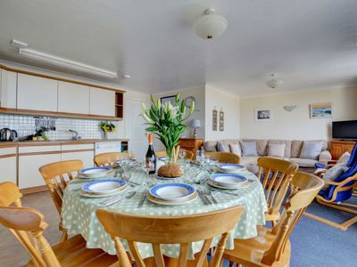 Photo for Apartment Flat 28 Clifton Court in Barnstaple and Braunton - 9 persons, 4 bedrooms