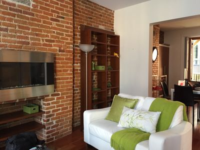 Condo with lots of charm in the Old City