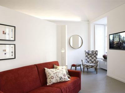 Photo for Le Tre Madame your home in Turin Viola Apartment