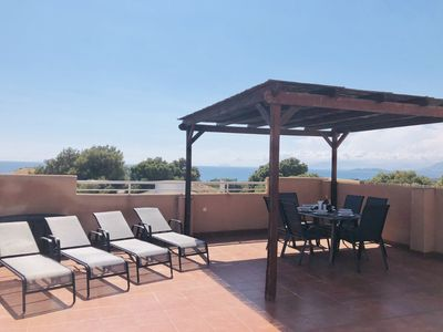 Photo for Luxury apartment on Costa Calida with stunning views of the sea and mountains