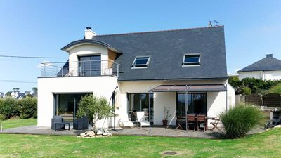 Photo for Vacation home in Plouarzel, Finistère - 10 persons, 4 bedrooms
