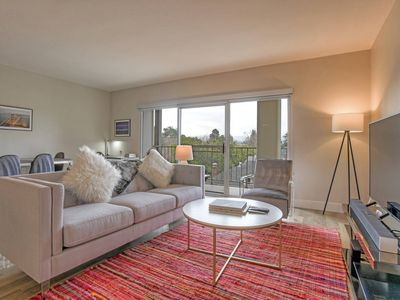 Photo for Huge & Bright Urban Flat Near Stanford w/ Pool!