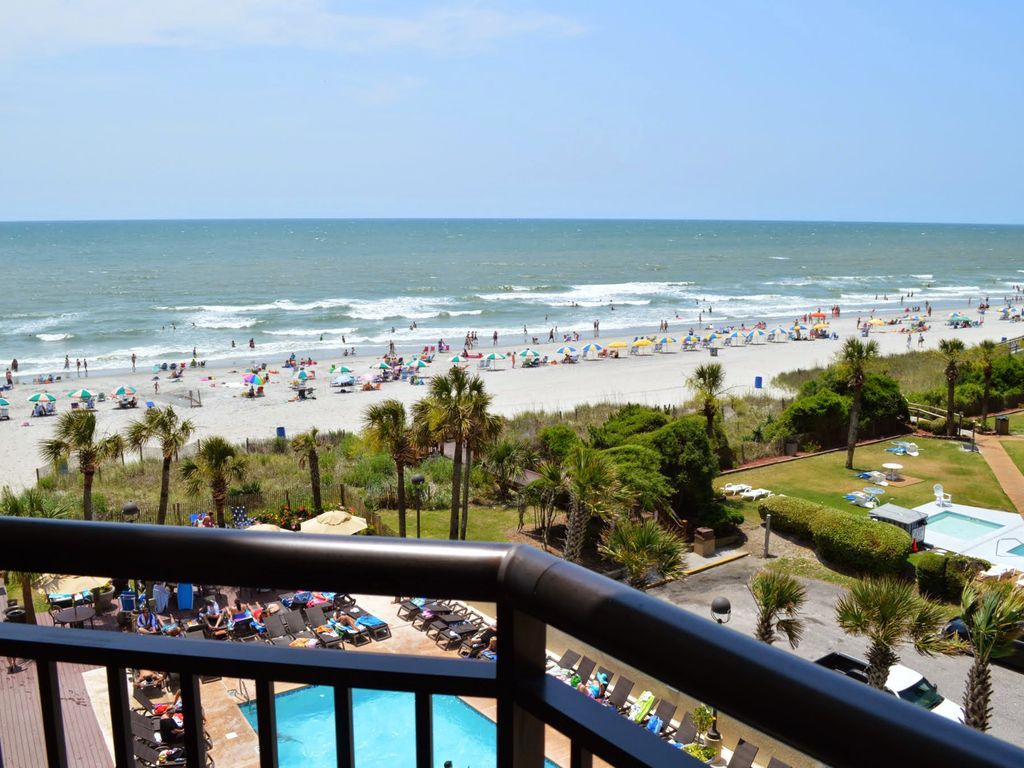 Fabulous Ocean Reef Resort  Myrtle Beach
