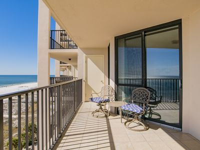 Photo for Awesome Beach Side Condo with an Ocean View