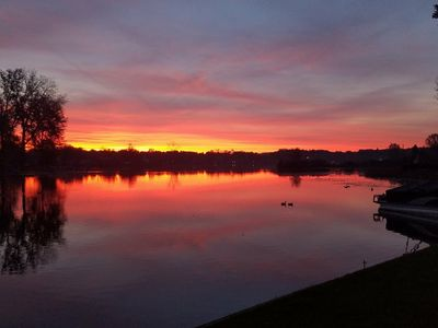 Photo for Located on the Private, All-sports, Bald Eagle Lake!