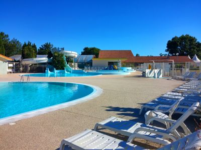 Photo for MOBILHOME 2CH LUXURY LAC & OCEAN IN SANGUINET - BISCARROSSE-ARCACHON / DUNE PYLA