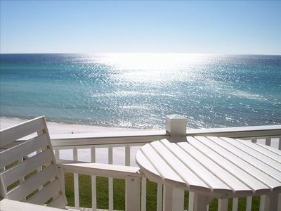 Your view from the family room balcony -this is Paradise!