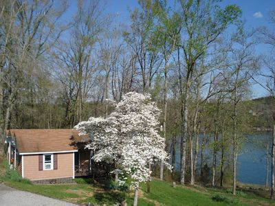 Awesome views~Nolin lakefront/view cottage~Mammoth Cave National Park