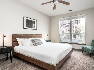 Photo for 1BR Apartment Vacation Rental in Indianapolis, Indiana