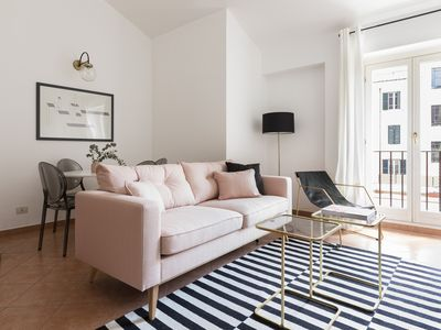Photo for Bright 2BR in San Pietro / Vaticano by Sonder