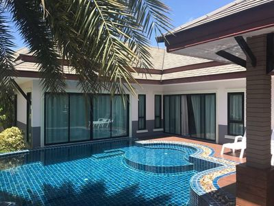 "Villa By ""Baan Dust Pattaya Lake"""