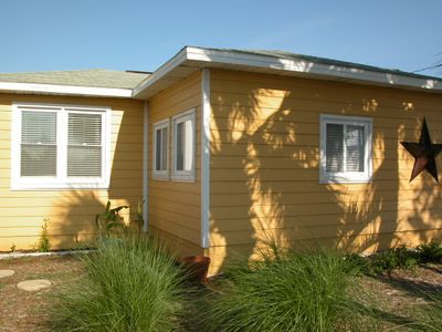 Photo for 2 Bedroom, 2 Bath Beach Cottage - Located In First Block Off Beach!!