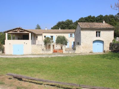 Photo for Charming house in Drôme Provencale - Peace assured - Fenced pool