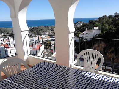 """Photo for Traditional Moorish house in the old """"pueblo"""" 150 sqm 2Br 2Ba sleeps 4"""