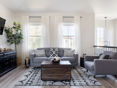 Photo for Restyled Rustic-Urban Downtown Gilbert Townhouse