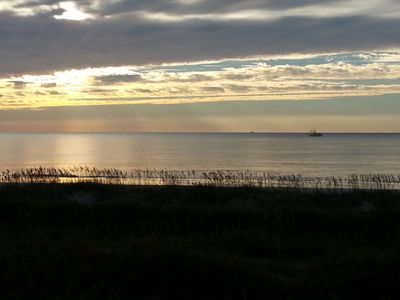 Photo for Direct Oceanfront with Amazing Sunrise view