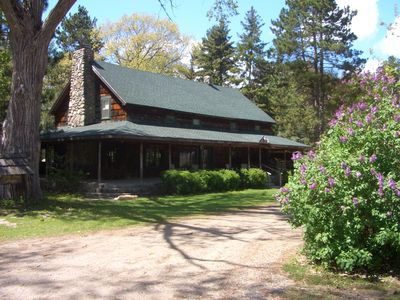 Historic Oak Grove Lodge was built at the turn of the century. To take a virtual