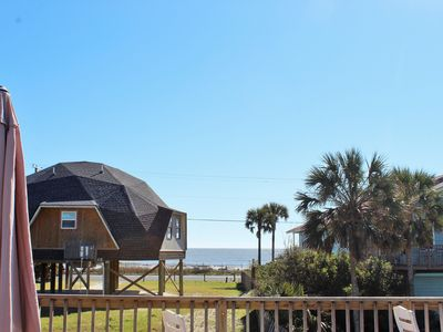 Photo for G.O.s Getaway- 3BR house with ocean views