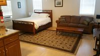 Excellent Room and Location for Triple Crown Hiking