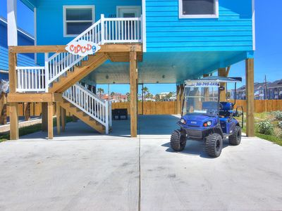 Photo for Cloud 9: Brand New, Free Golf Cart, Close to Town, TV's in Every Room