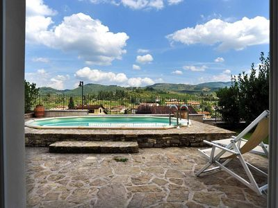 Photo for 3BR Villa Vacation Rental in Greve In Chianti