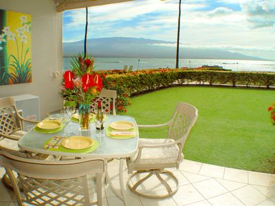 Enjoy Entertaining on your Lanai