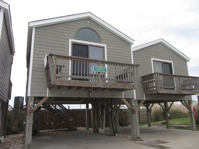 Photo for Cabana By The Sea! Beachfront and Pet Friendly!