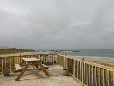 Photo for GLASSILLAUN BEACH HOUSE in Tully, County Galway, Ref 918002