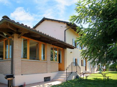 Photo for Vacation home in San Marzano Oliveto (AT), Piedmont - 9 persons, 4 bedrooms