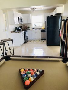 Photo for 5 BDRM Cabana Oasis, SLTWTR Pool, Pool Table, Walk to Beach