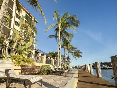 Photo for 3 Bed/3 Bath Private Patio @ Sunset Cove - Marco Island