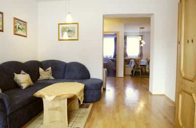 Photo for Delightful guest house in beautiful surroundings of the Seefeld Olympia region